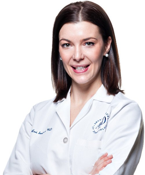 Dr Lori Sanford of Hancock Dermatology